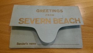 Severn Beach envelope