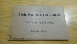 Captive Ballon envelope